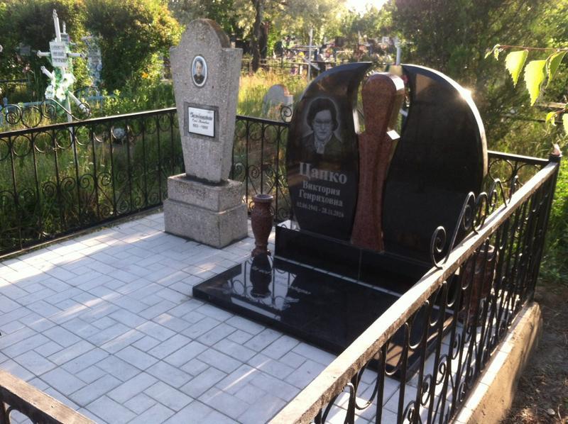 Памятник гранитный для двоих. семейный - Фото 5