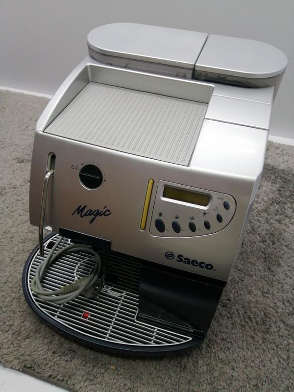 Кофемашина кофеварка Saeco Magic Comfort Plus б/у - Фото 2