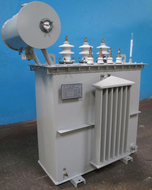 Трансформатор ТМ 100 в наличии