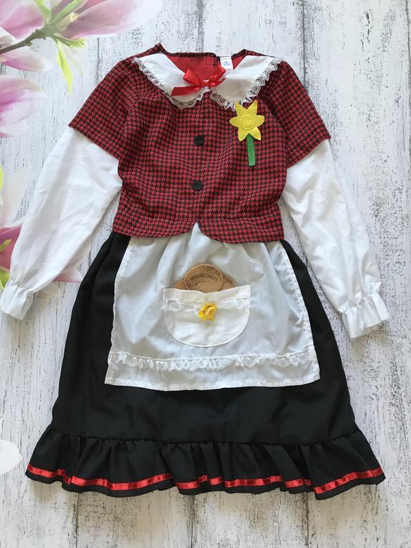 Крутой карнавальный костюм tu размер 9-10лет