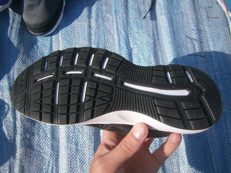 Кросівки asics stormer 2 t893n black оригінал - Фото 5