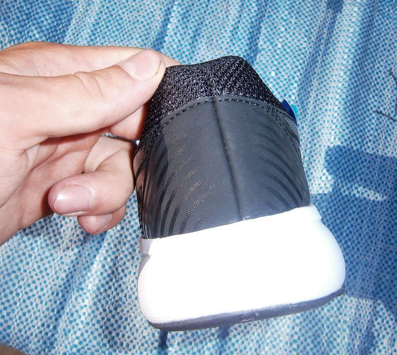 Кросівки asics stormer 2 t893n black оригінал - Фото 7