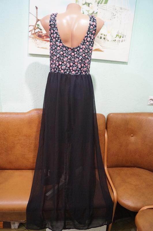 Платье р.42,бренд divided by h&m - Фото 2