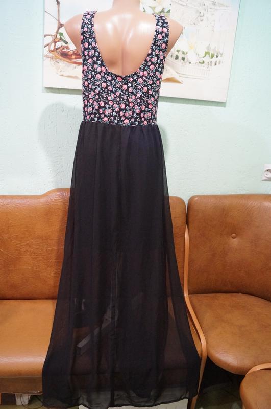 Платье р.42,бренд divided by h&m - Фото 3