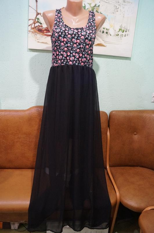 Платье р.42,бренд divided by h&m - Фото 7