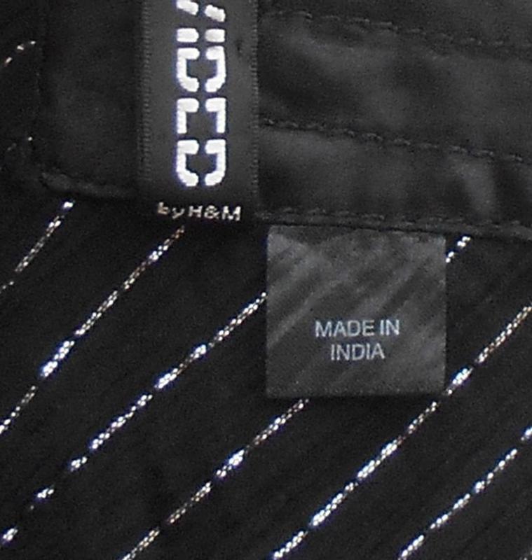 Черное свободное легкое летнее   платье сарафан из хлопка - Фото 2