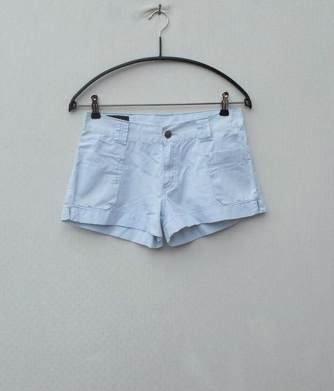 Летние джинсовые пляжные шорты