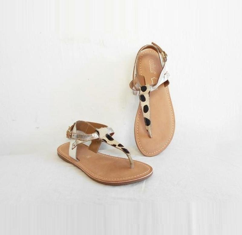 Кожаные босоножки сандалии wini 🌿