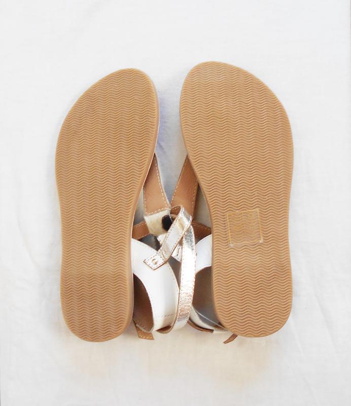 Кожаные босоножки сандалии wini 🌿 - Фото 2