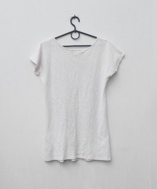 Хлопковая футболка c рисунком - Фото 4