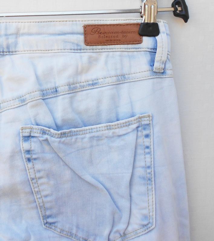 Летние рваные джинсы - Фото 5