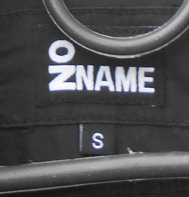 Черная классическая приталенная рубашка с воротником с длинным... - Фото 3