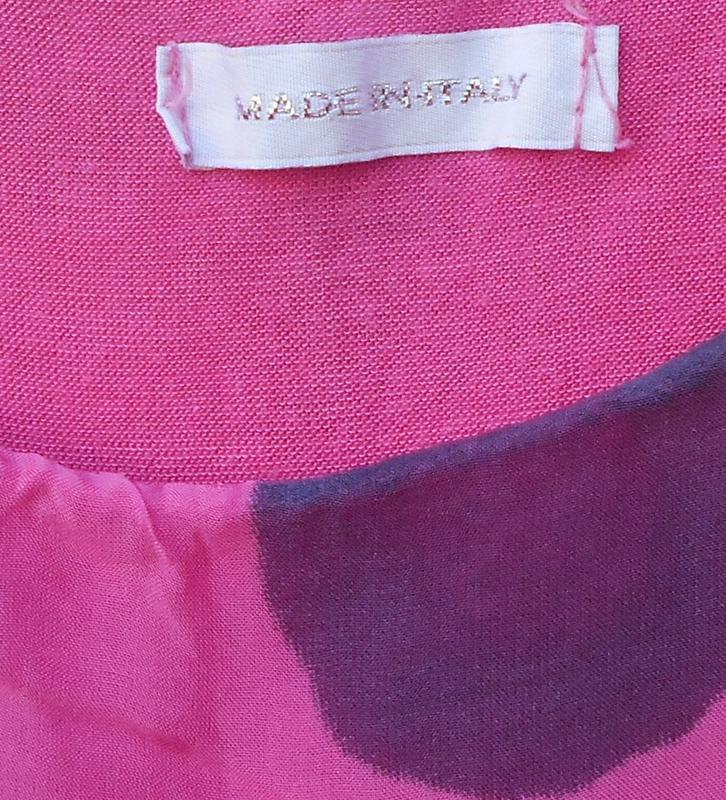 Шелковая легкая блузка в горох без рукавов - Фото 2