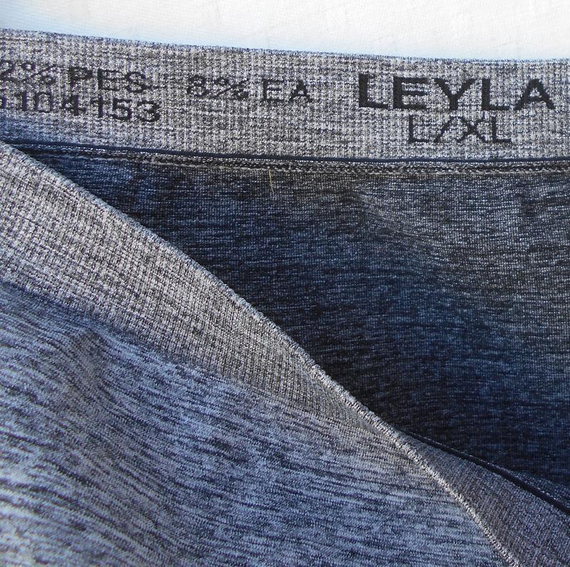 Серые утягивающие трусики слипы из микрофибры leyla - Фото 4