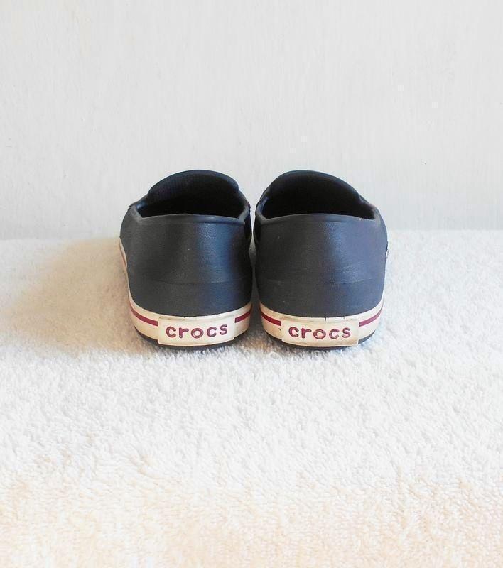 Пляжные балетки для душа  crocs - Фото 3