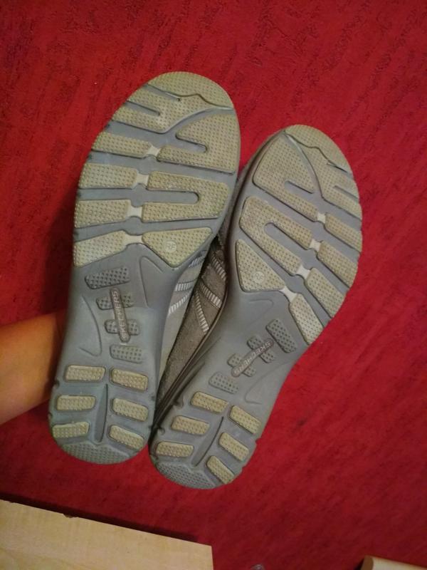 Качественные кроссовки в отличном состоянии - Фото 6