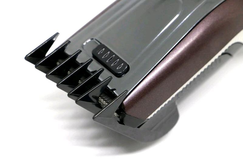 Машинка для стрижки волос Gemei GM-6116 - Фото 7