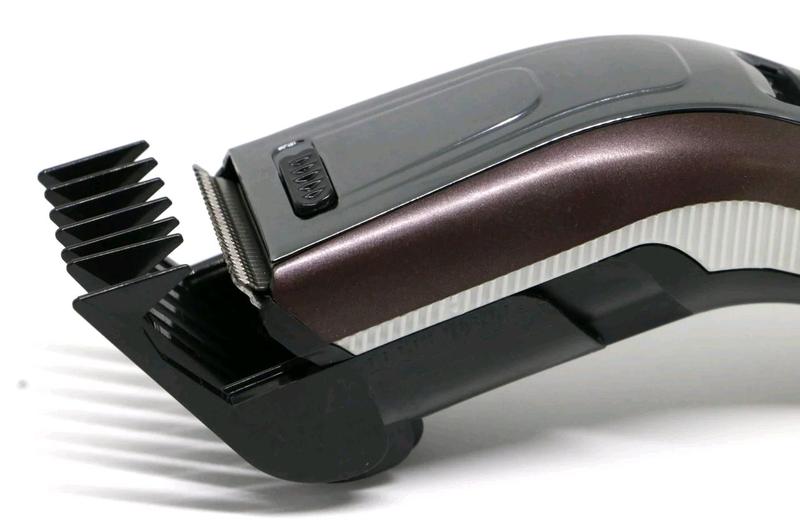 Машинка для стрижки волос Gemei GM-6116 - Фото 9