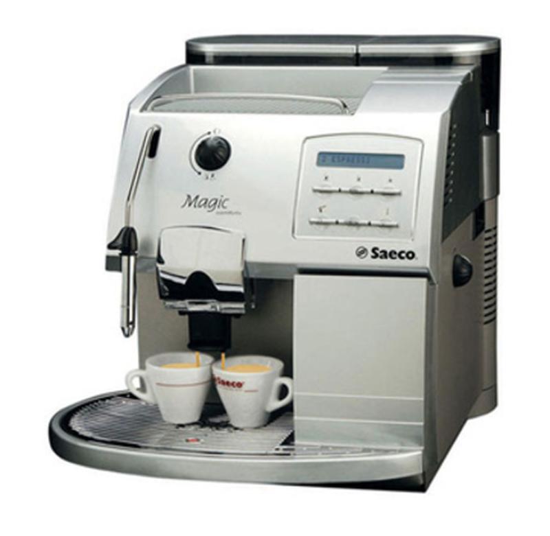 Кофемашина кофеварка Saeco Magic Comfort Plus New Redesign