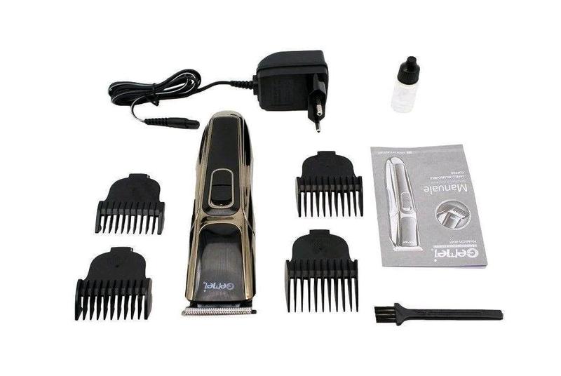 Машинка для стрижки волос Gemei GM-6069 - Фото 6