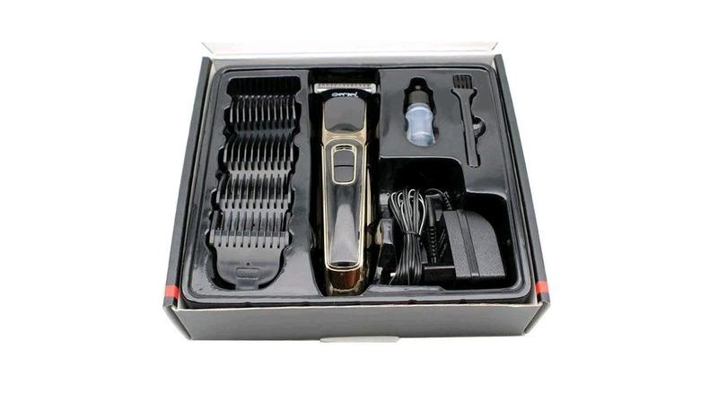 Машинка для стрижки волос Gemei GM-6069 - Фото 7