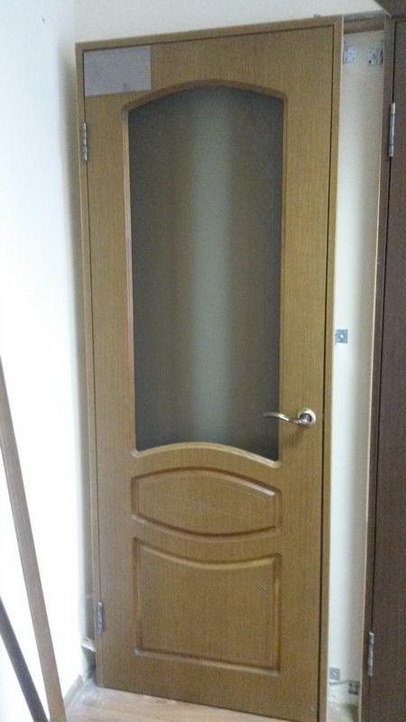 Дверь межкомнатная Венеция 70 см дуб натуральный шпон