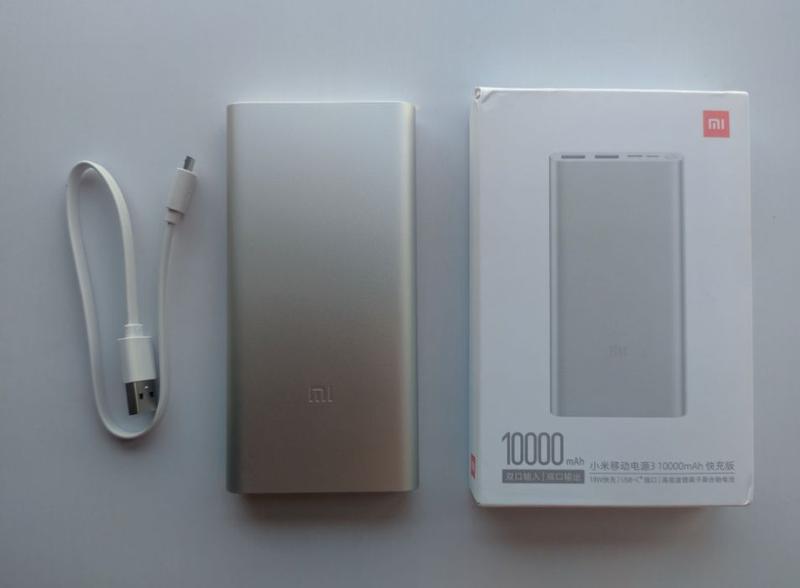 Xiaomi Redmi Power Bank 10000 20000 mAh, Xiaomi 2s 3 new, 2C 2... - Фото 4