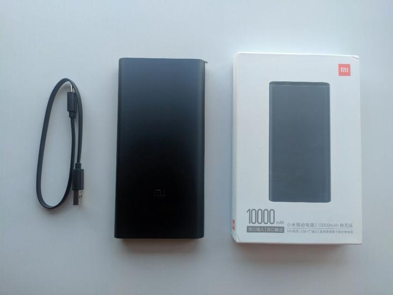 Xiaomi Redmi Power Bank 10000 20000 mAh, Xiaomi 2s 3 new, 2C 2... - Фото 5