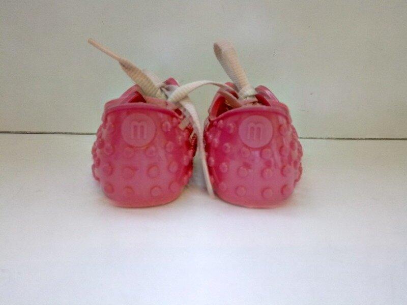 Кеды  ароматизированные melissa mini polibolha , р. 20,5 - 21 - Фото 7