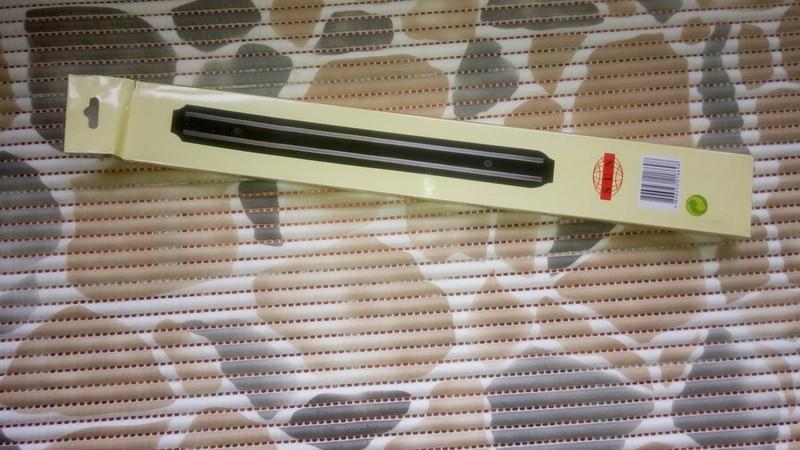 Кухонный Магнит длиной 38 см, для Кухонных Ножей, Инструментов - Фото 6