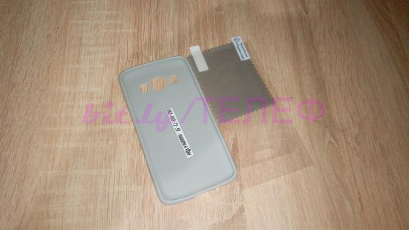 Силиконовый Чехол +пленка MELKCO для Samsung Gаlаxy A3 50 грн - Фото 4