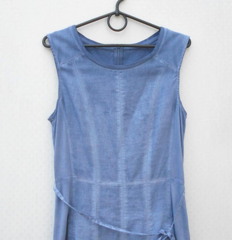 Летнее легкое винтажное платье 🌿 - Фото 2