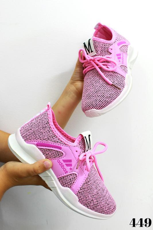 "Кроссовки подросток "" pink sport "" - Фото 2"