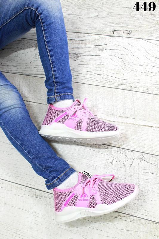 "Кроссовки подросток "" pink sport "" - Фото 5"