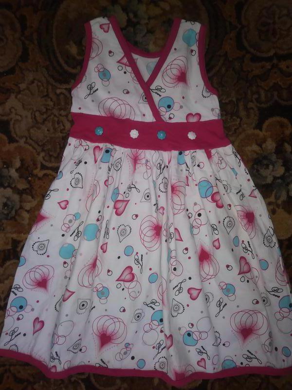 Красивое, мягусенькое платьице