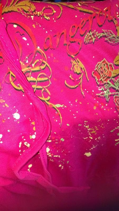 Яркий трикотажный сарафан, турция - Фото 4