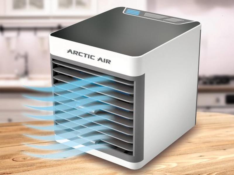 Портативный мини кондиционер Arctic Air Ultra - Фото 4