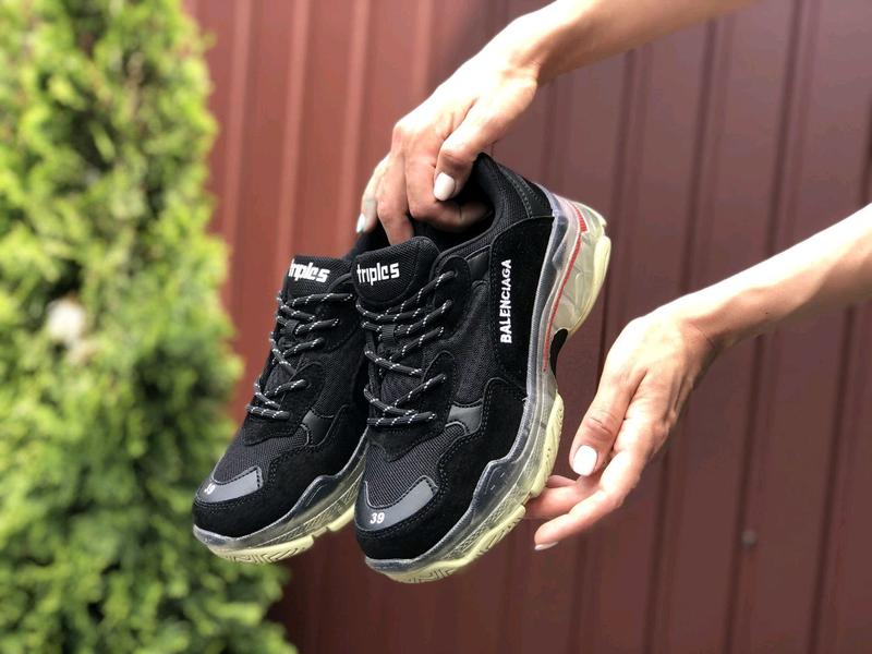 Жіночі кросовки Balenciaga - Фото 4