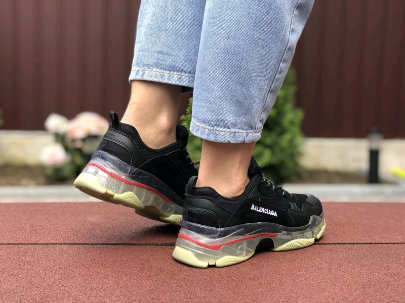 Жіночі кросовки Balenciaga - Фото 2