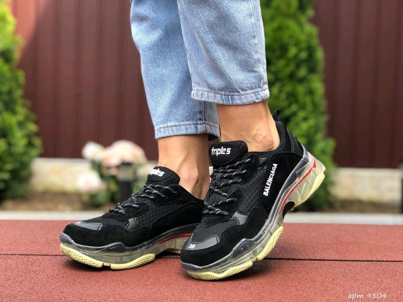 Жіночі кросовки Balenciaga
