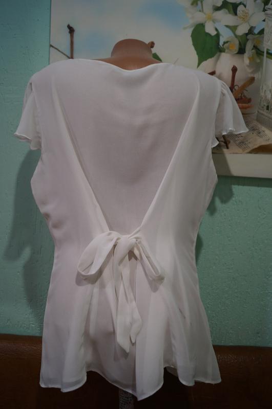 Блуза р.44,бренд tu - Фото 5