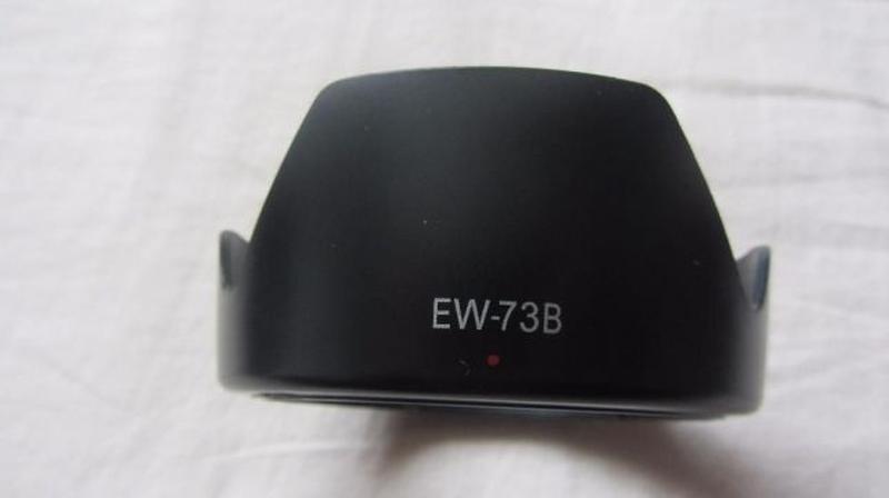 Бленда для Canon 60D 70D 600D EW 73B EW-73B 17-85 18-135
