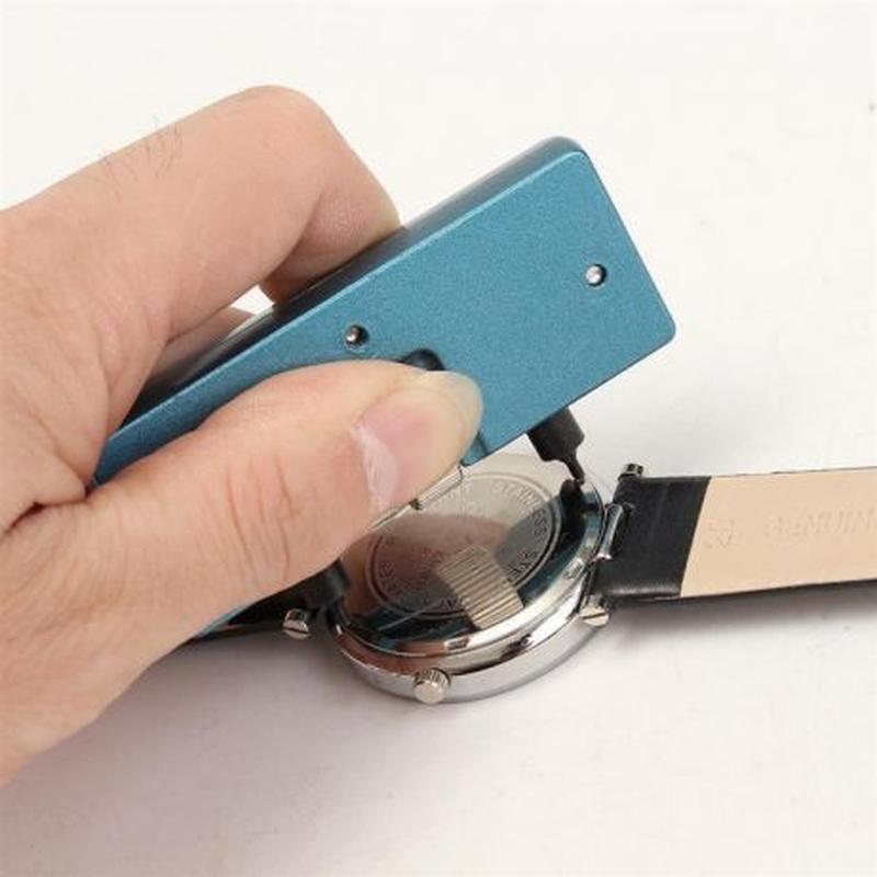 Ключ для ремонта часов , инструмент снятия задней крышки в часах