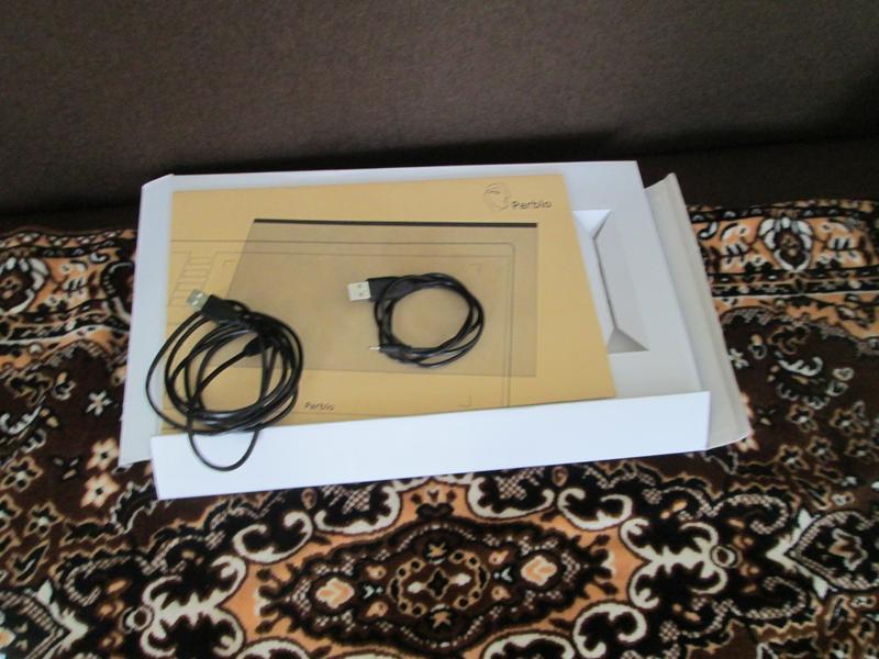 Графический планшет Parblo A610 - Фото 2