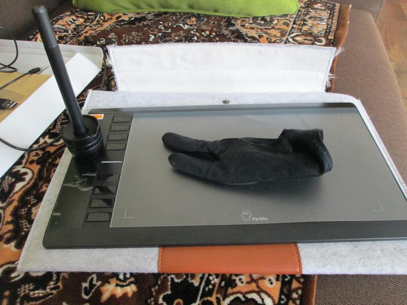 Графический планшет Parblo A610 - Фото 3
