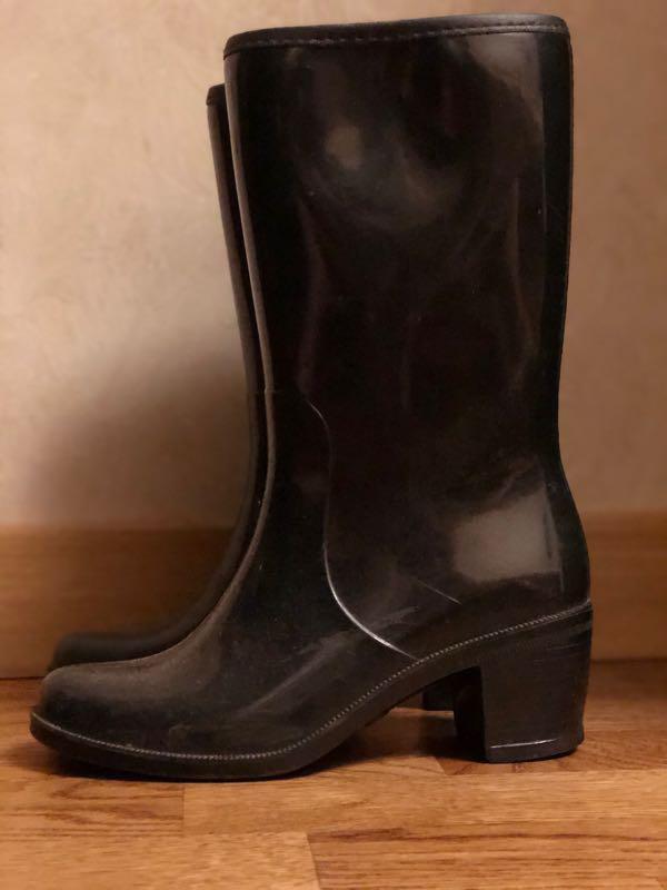 Сапоги резиновые чоботи резинові