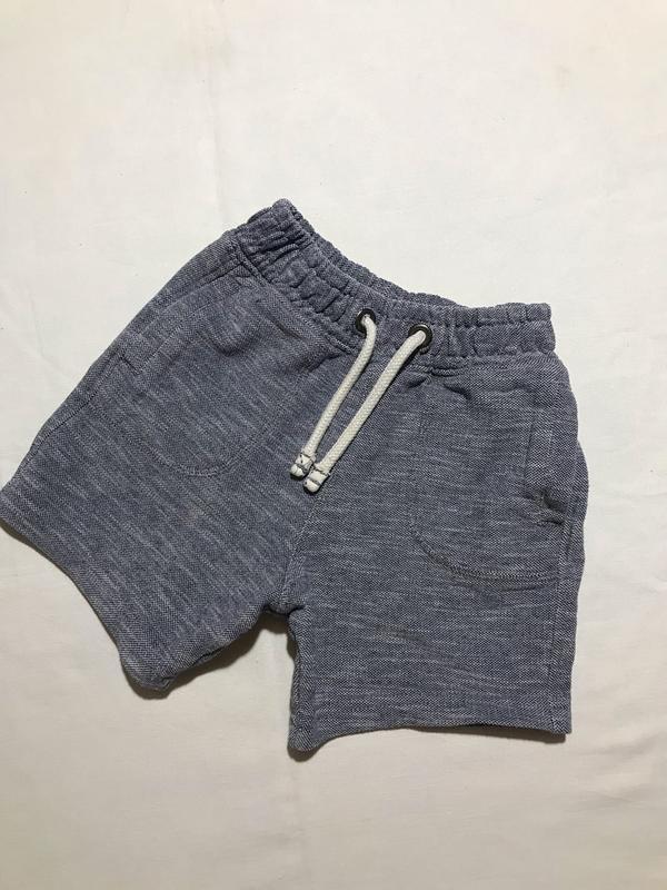 Детские шорты tu ( ту 3-4 года 98-104 см оригинал серые)