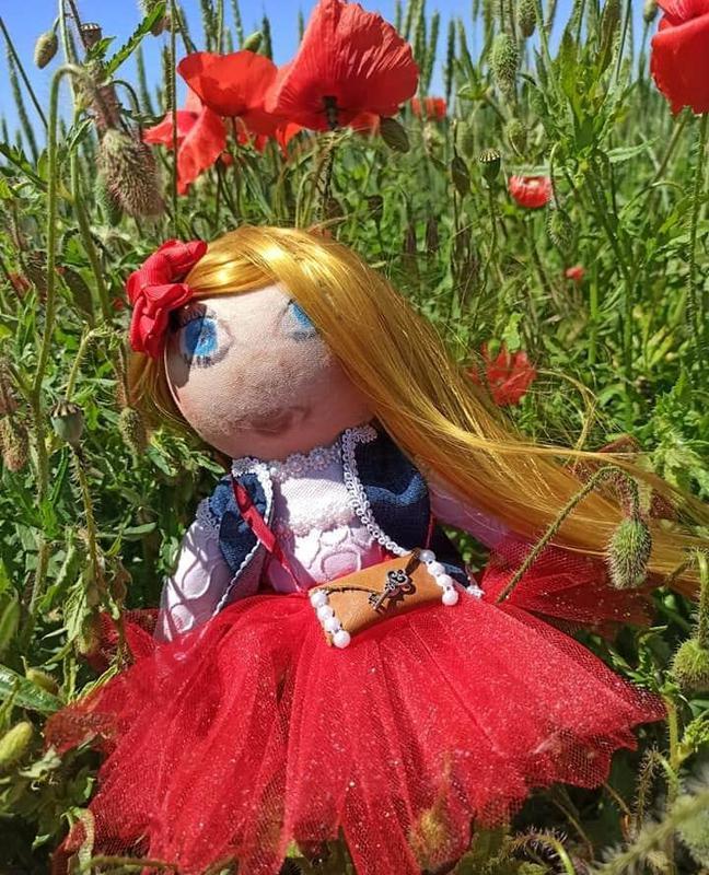 Кукла Bratz ручной работы / лялька братс ручна робота