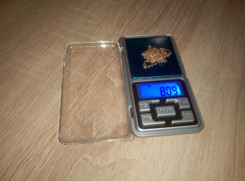 Ювелирные весы на 200 грамм высокоточные деление 0.01  90 грн - Фото 2
