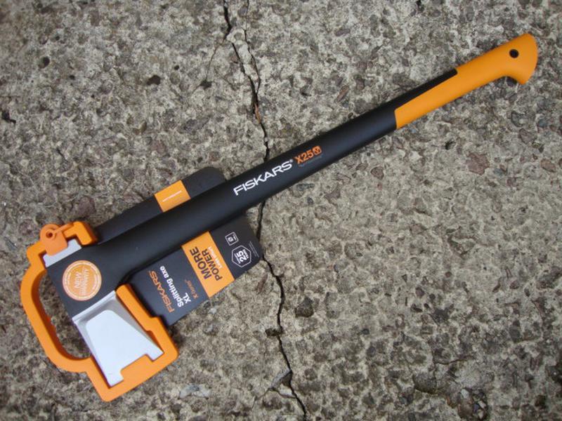 Топор колун сокира рубка дров Fiskars топор фискарс